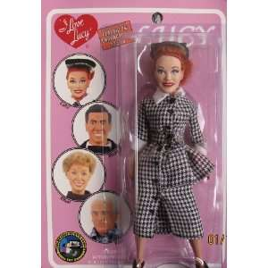 I Love Lucy LUCY 8 Doll Episode 30 Lucy Does TV