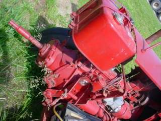 CUB FARMALL TRACTOR RUNNING POWER UNIT IHC CUB ENGINE