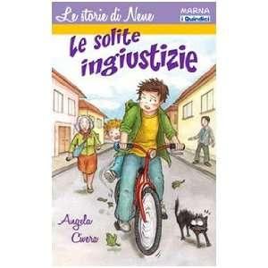 Le solite ingiustizie (9788872034545) Angela Civera, A