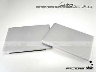 Vinyl CARBON SKIN Sticker Decal Case for Apple MacBook Pro 13 P154