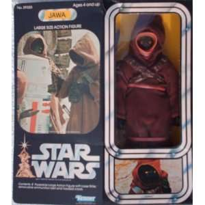 Vintage 1978 Star Wars JAWA 12 inch Scale Action Figure