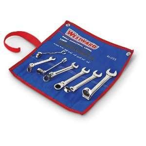 7   Pc. Flex   head Gear Wrench Set