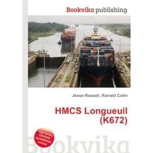 HMCS Longueuil (K672) Ronald Cohn Jesse Russell Books