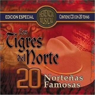 20 Corridos Prohibidos Tigres Del Norte Music