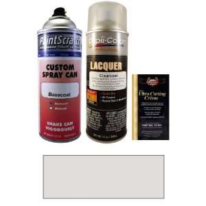 12.5 Oz. Brilliant Silver Metallic Spray Can Paint Kit for 2004 Harley
