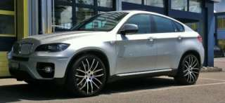 22inch Giovanna BMW Wheels&Tires 6 7series M6 X5 Rims