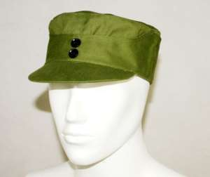 WW2 CHINA KMT ARMY FIELD CAP L 3602