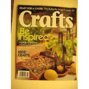 Crafts N Things Single Issue June 2011 Books