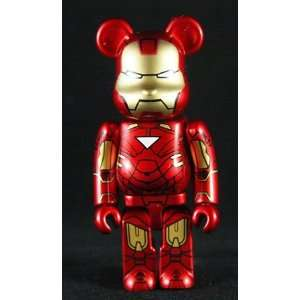 Be@rbrick 20, SF (Iron Man) Toys & Games