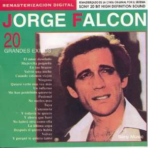 20 Grandes Exitos: Jorge Falcon: Music