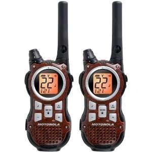 Motorola MR350RVP 2 Way FRS/GMRS Radio, Value Pack