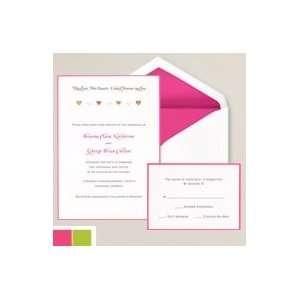 Exclusively Weddings True Love Wedding Invitation Health
