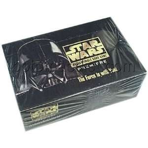 Star wars ~ Customizable Card Game PREMIERE Toys & Games