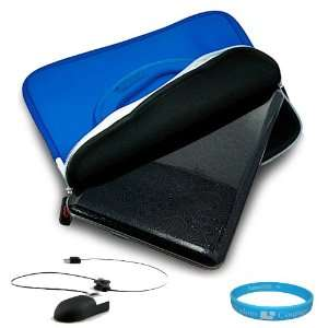 Computer + Naztech USB Mini Mouse with Retractable Cord for Laptop and