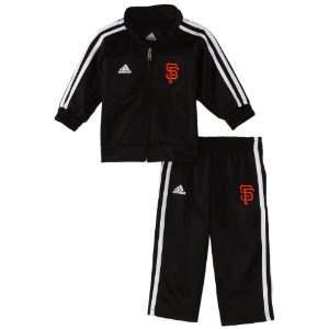MLB Infant San Francisco Giants Zip Up Jacket & Pant Set