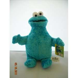 Sesame Street Cookie Monster Plush Toy New with tag