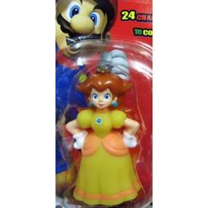 Mario Bro Princess Daisy 4 inch Toy Figure Toys & Games