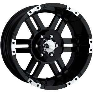 Ultra Wheels Thunder RWD Type 247/248 Gloss Black Wheel with Diamond