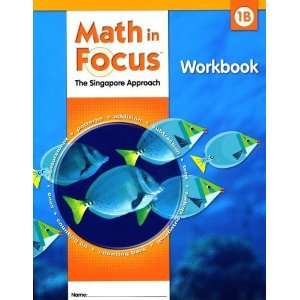 Hmh Math in Focus Student Workbook Grade 1book B