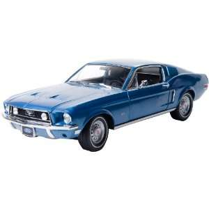 GreenLight 118 1968 Ford Mustang GT Fastback   Acapulco