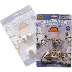Eco Expedition Snow Leopard and Cub Toys & Games
