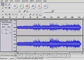 Audacity Multi Track Music Editing Editor Recording NEW Software
