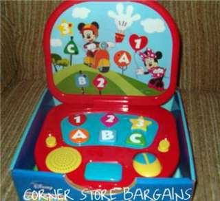DISNEY MICKEY Mouse Lap Top Junior NEW