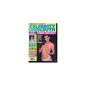 Celebrity Sleuth Magazine Vol 11 No 1: Celebrity Sleuth