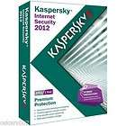 Kaspersky Internet Security 2012   for 3 Users Premium Protection