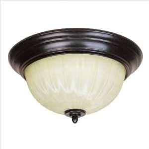 Savoy House Courtland Energy Smart 1 Light Flush Mount 6