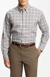 Cutter & Buck Cypress Plaid Sport Shirt (Big & Tall) $115.00