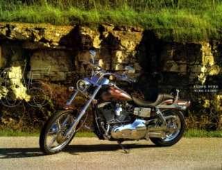 2005 Harley Davidson Dyna Wide Glide Dealer Ad Sheet
