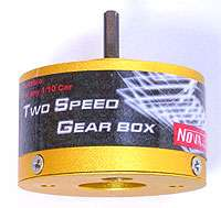 TWO SPEED Transmission For Team Associated B44 B4 T4