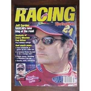 Sporting News Stock Car Racing April 2002 staff Books