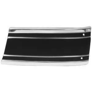 1969 72 Chevy Truck Fender Molding with Clips, Lower Front