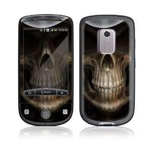 HTC Hero Decal Skin   Skull Dark Lord