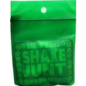Shake Junt Bag O Bolts Black Green Yellow 7 8 Phillips