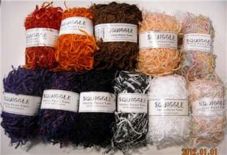 Squiggle by Crystal Palace Novelty Yarns (21 Colors) ❀ Low Flat Rate