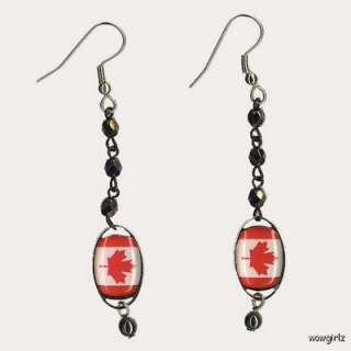 EARRINGS   PHILIPPINES FLAG   PHILIPPINO