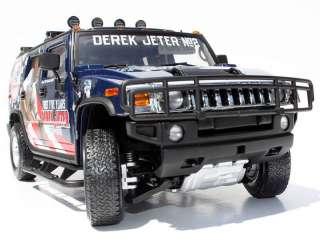 York Yankees HUMMER H2 Diecast Car/Truck/ SUV 118 804902120039