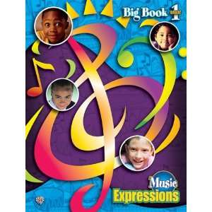 Music Expressions Grade 1 Big Book Oversized Book