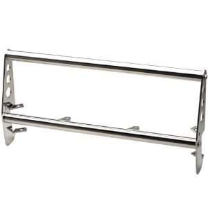 Kentrol Stainless Steel Grill Guard 1987 1995 Jeep Wangler