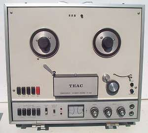 Teac R 1000 R1000 Vintage Reel to Reel Tape Deck