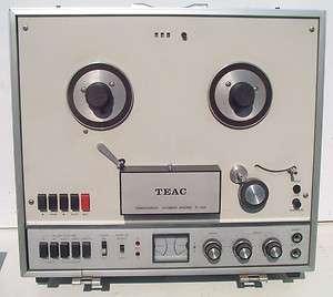 Teac R 1000 R1000 Vintage Reel to Reel Tape Deck
