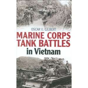 Marine Corps Tank Battles in Vietnam [Hardcover] Oscar