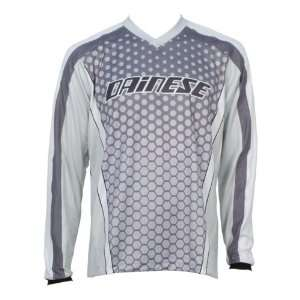 DAINESE DIRT QUAKE LONG MOUNTAIN BIKE SHIRT GRAY LG Automotive