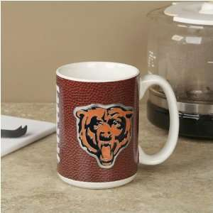 Chicago Bears Pewter Logo Football Coffee Mug Sports