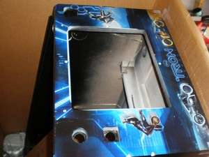 Stern Tron LE Pinball cabinet with Chrome side rails NIB NEW IN BOX