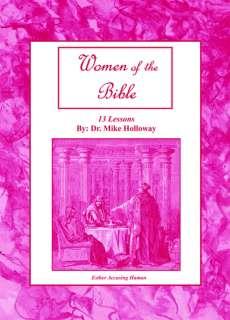 Women of the Bible   KJV   Sunday School Lessons
