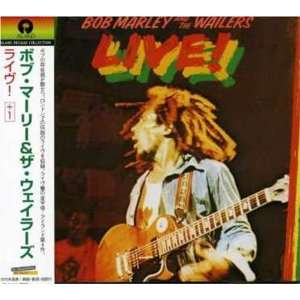 Live Bob Marley & the Wailers Music